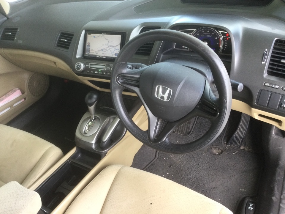 HONDA Civic   Ref:SP284937     8/19