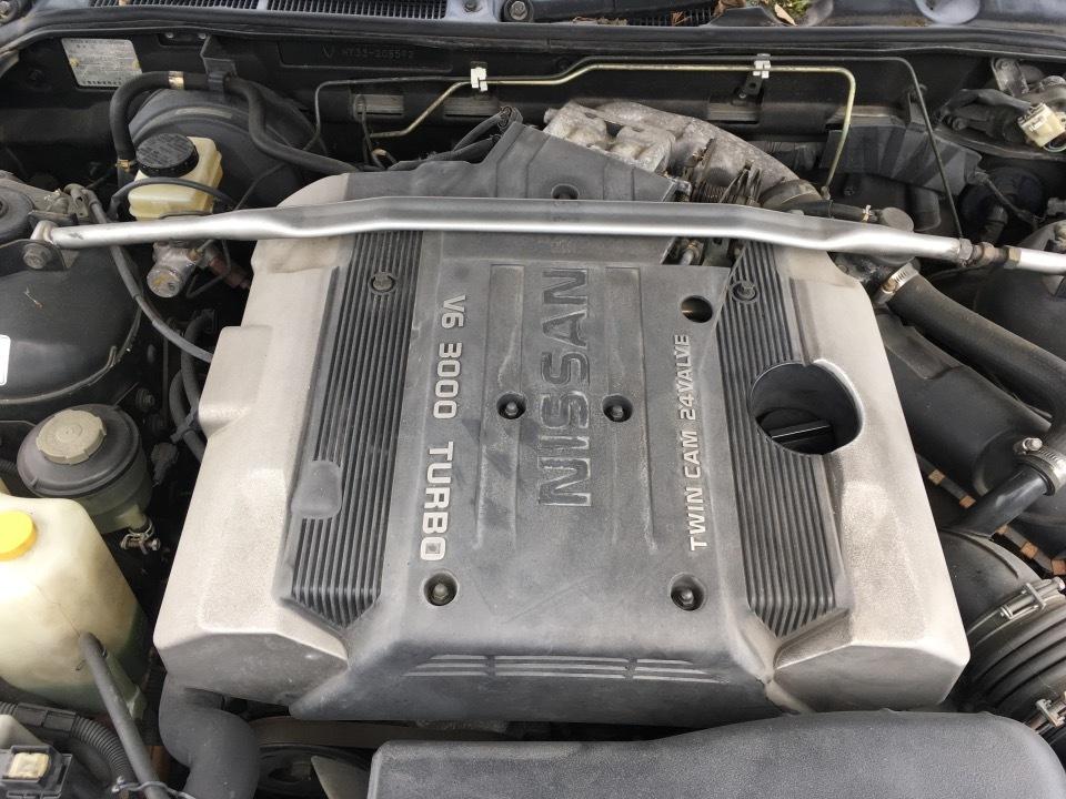 エンジン CPハーネス付 - セドリック  Ref:SP285087_296     1/10