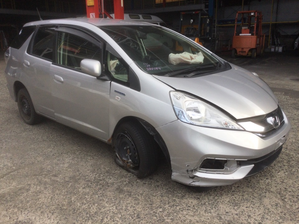 HONDA Fit Shuttle   Ref:SP285089     1/24