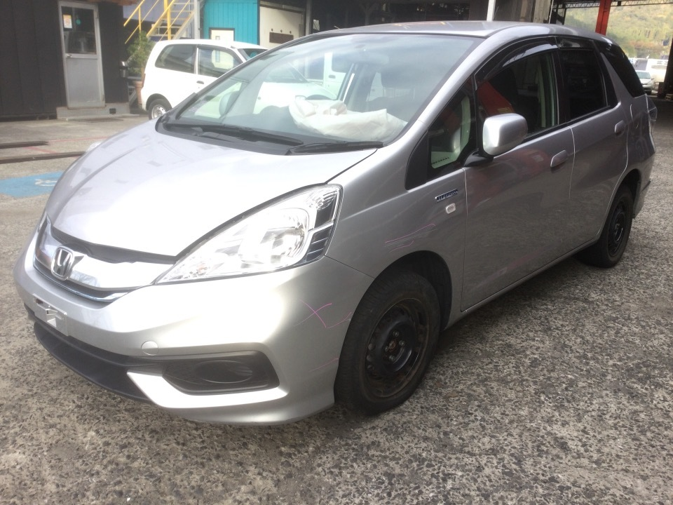 HONDA Fit Shuttle   Ref:SP285089     2/24