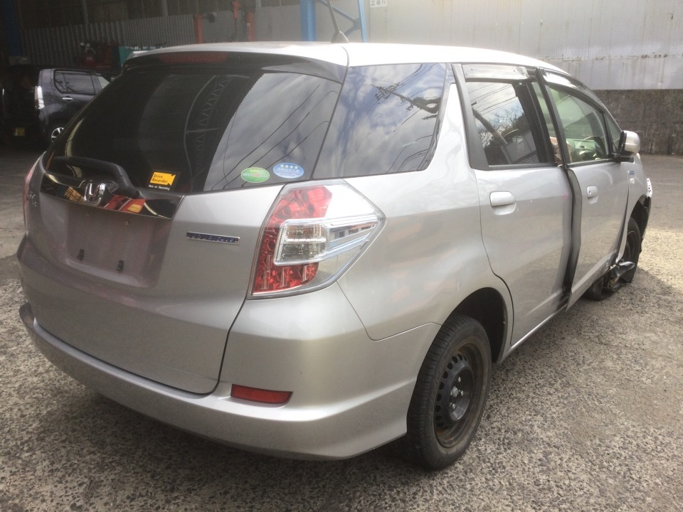 HONDA Fit Shuttle   Ref:SP285089     4/24