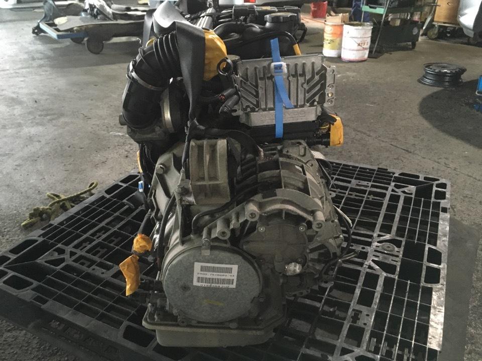 エンジンCP ハーネス ミッション無し - ミニ  Ref:SP285147_9553     7/11