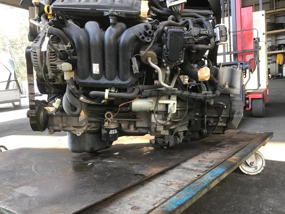 エンジン&トランスミッション - デミオ  Ref:SP285324_1     4/11