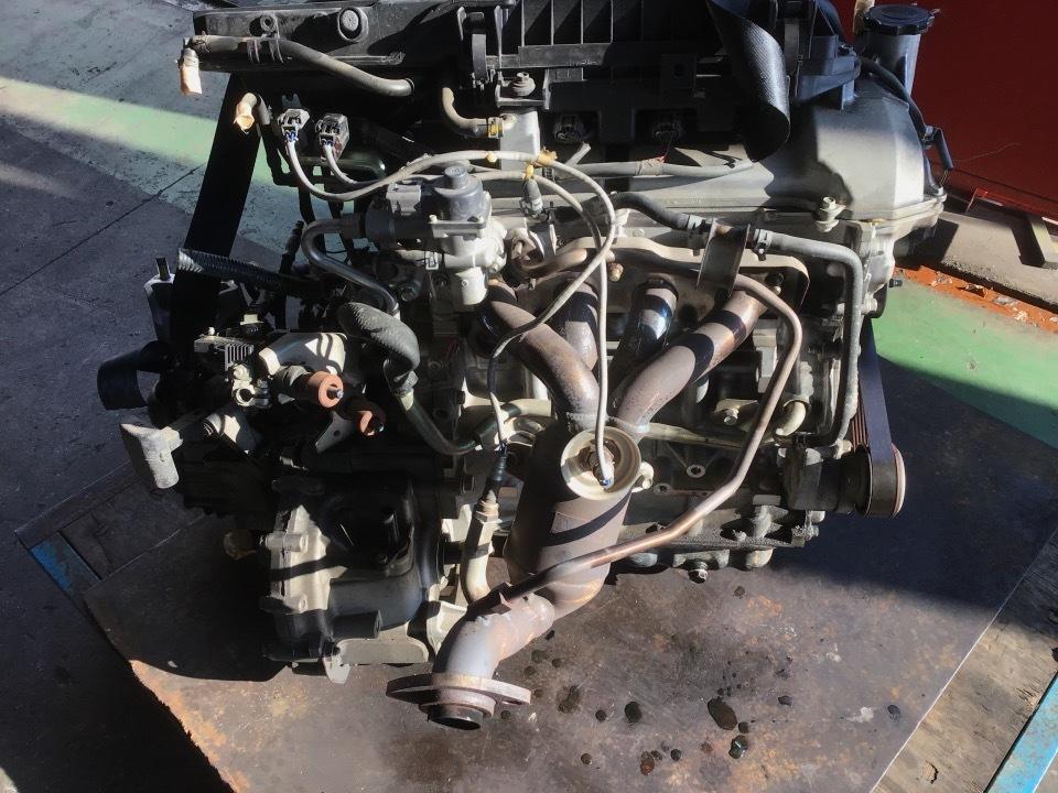 エンジン&トランスミッション - デミオ  Ref:SP285324_1     7/11