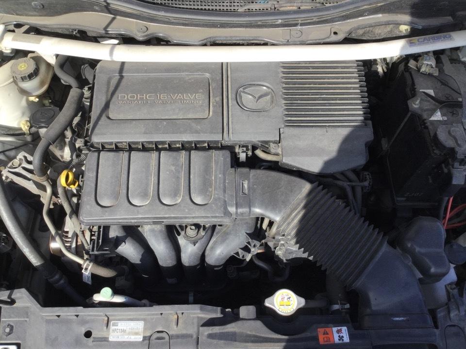 エンジン&トランスミッション - デミオ  Ref:SP285324_1     1/11