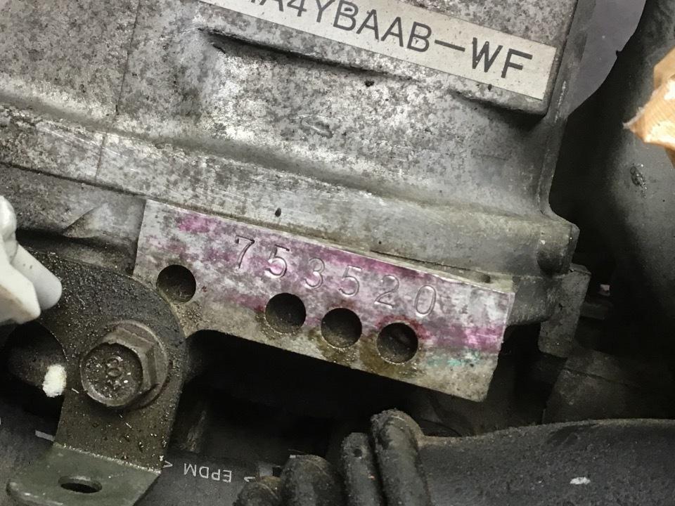 エンジンCP付き ハーネス無し - レガシィ  Ref:SP285421_9551     9/9