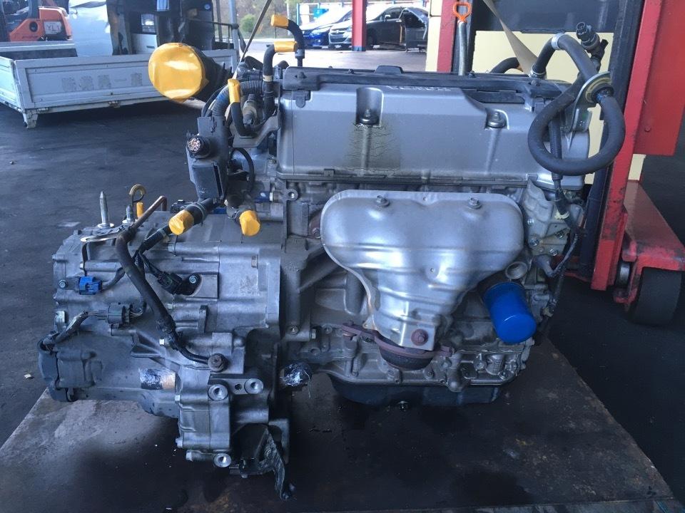 エンジン&トランスミッション - ステップワゴン  Ref:SP285557_1     6/10
