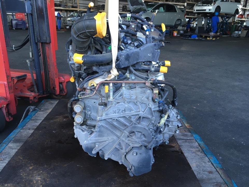 エンジン&トランスミッション - ステップワゴン  Ref:SP285557_1     7/10