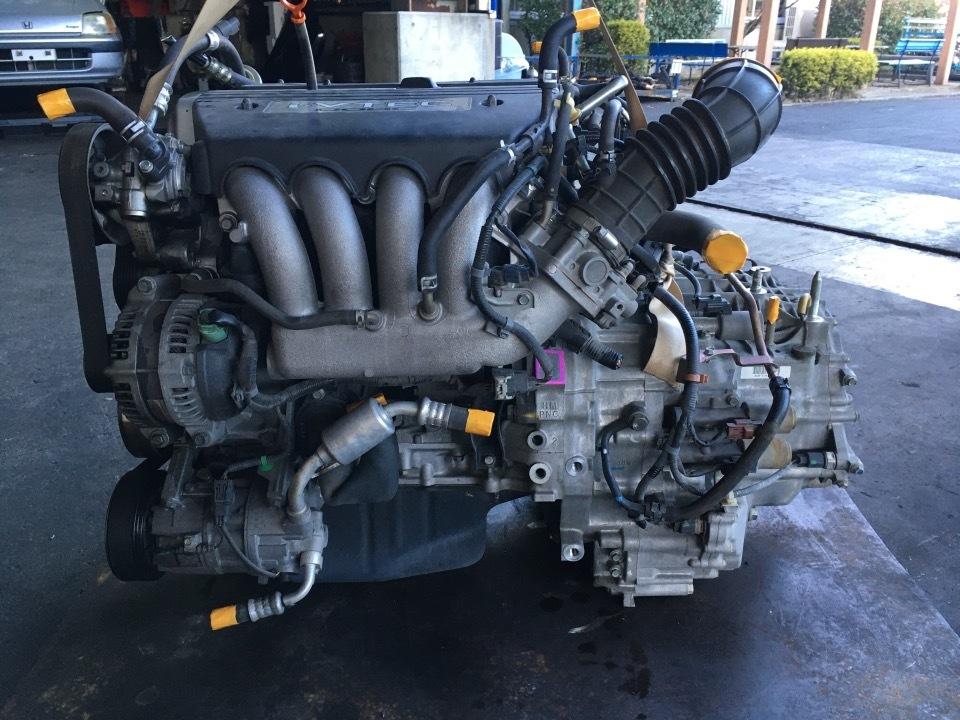 エンジン&トランスミッション - ステップワゴン  Ref:SP285557_1     8/10