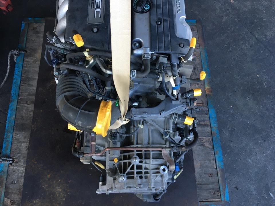 エンジン&トランスミッション - ステップワゴン  Ref:SP285557_1     10/10