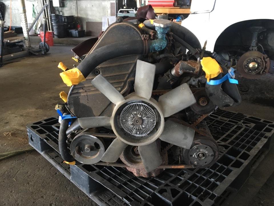 エンジン&トランスミッション - ラルゴ  Ref:SP285833_1     5/9
