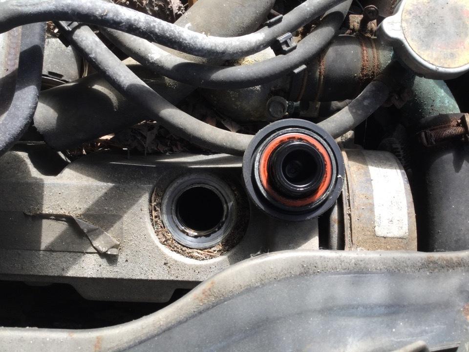 エンジン&トランスミッション - ラルゴ  Ref:SP285833_1     2/9
