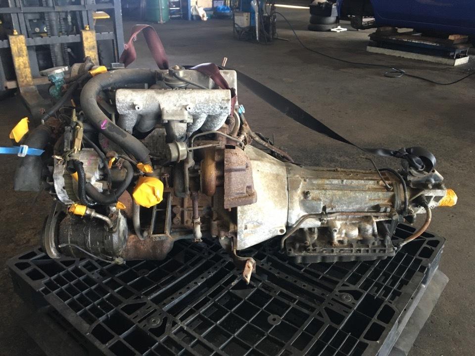 エンジン&トランスミッション - ラルゴ  Ref:SP285833_1     4/9
