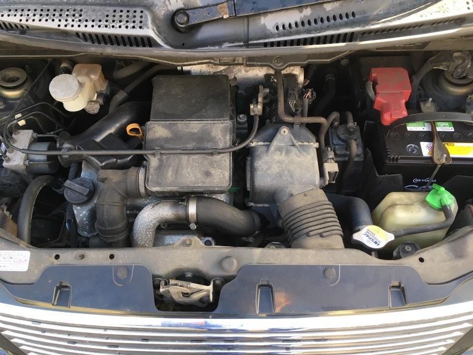 エンジン&トランスミッション - ワゴンR  Ref:SP285949_1     1/1