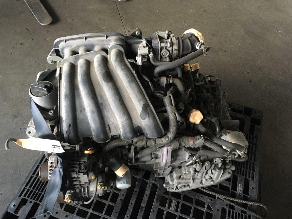 エンジン&トランスミッション - キューブ  Ref:SP286030_1     4/12