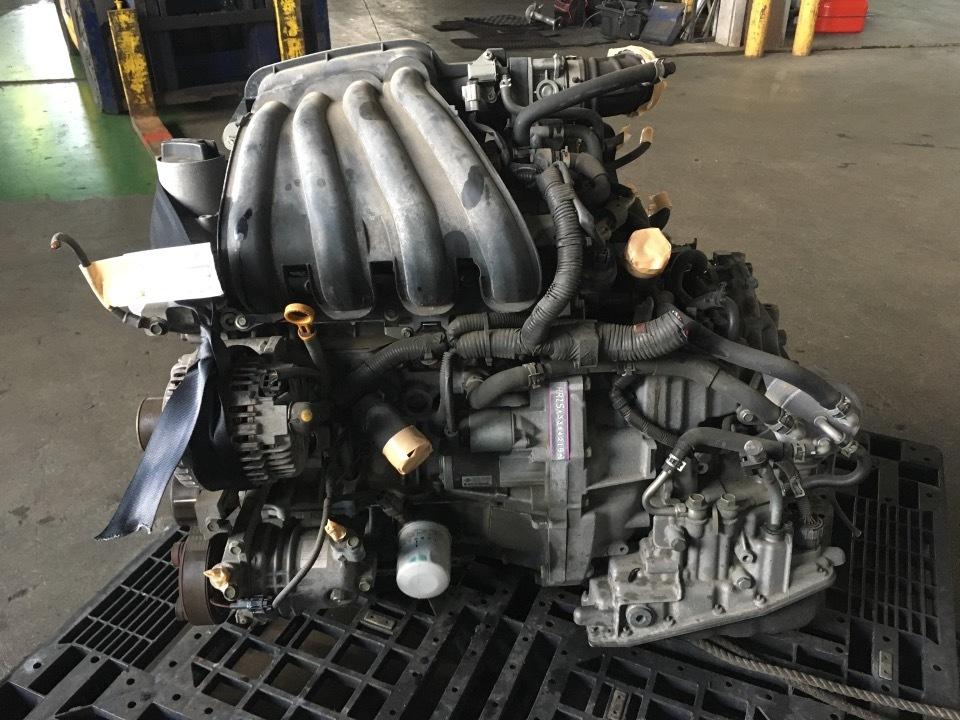 エンジン&トランスミッション - キューブ  Ref:SP286030_1     5/12
