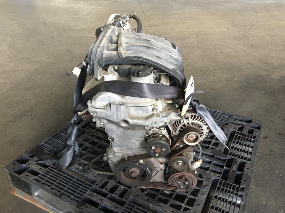 エンジン&トランスミッション - キューブ  Ref:SP286030_1     6/12