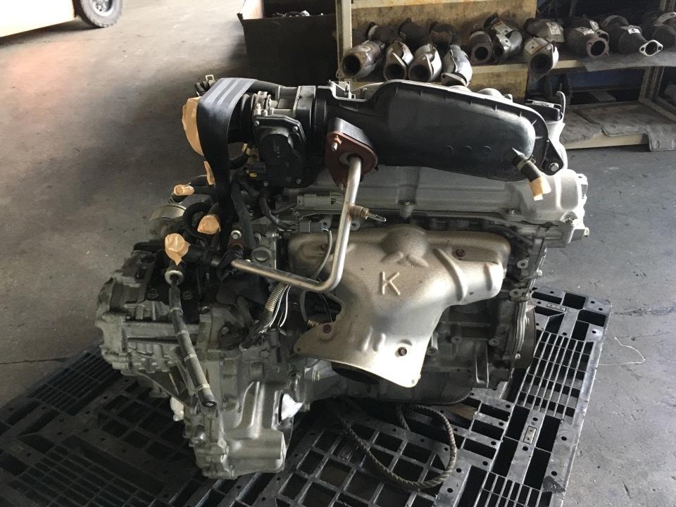 エンジン&トランスミッション - キューブ  Ref:SP286030_1     7/12