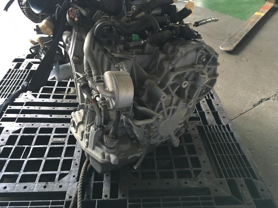 エンジン&トランスミッション - キューブ  Ref:SP286030_1     9/12