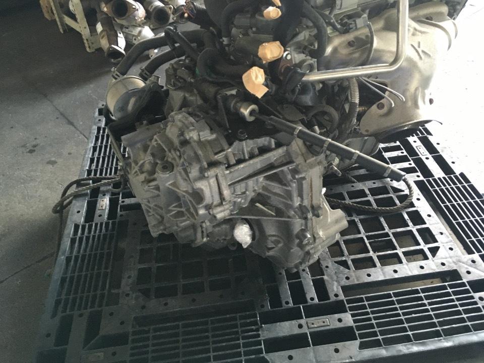 エンジン&トランスミッション - キューブ  Ref:SP286030_1     10/12