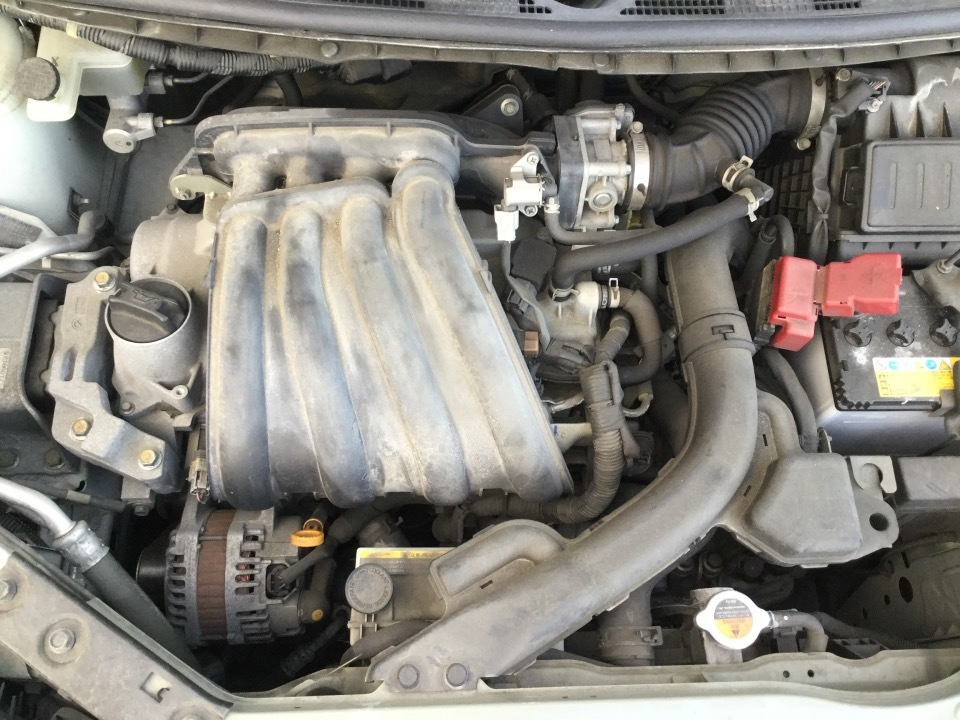 エンジン&トランスミッション - キューブ  Ref:SP286030_1     1/12