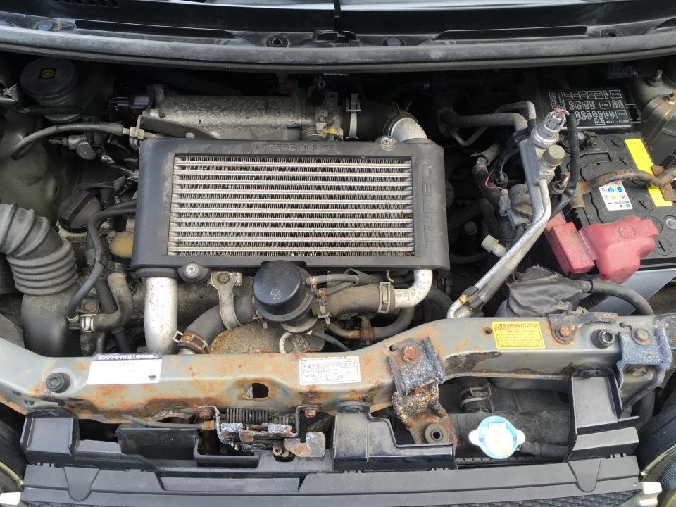 エンジン&トランスミッション - ムーヴ  Ref:SP286068_1     1/1