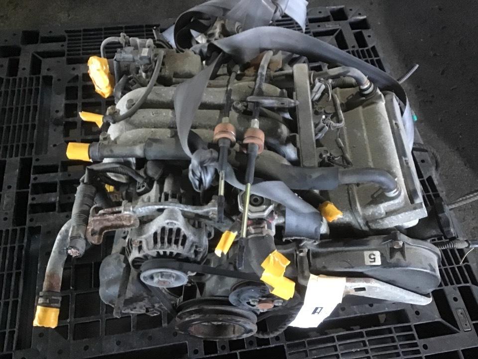 エンジン&トランスミッション - キャリィ  Ref:SP286147_1     1/8