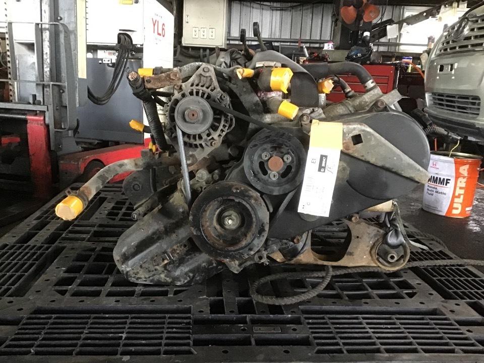 エンジン&トランスミッション - キャリィ  Ref:SP286147_1     3/8