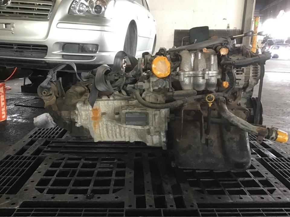 エンジン&トランスミッション - キャリィ  Ref:SP286147_1     4/8
