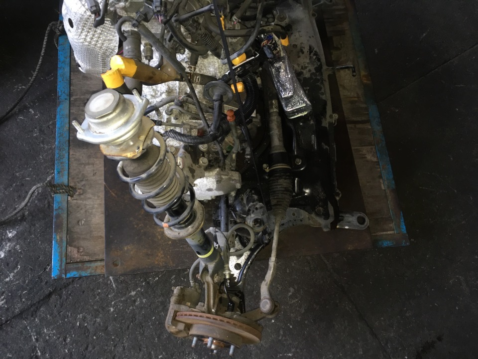 エンジン Fアクスルセット - パッソ  Ref:SP286217_9218     11/14