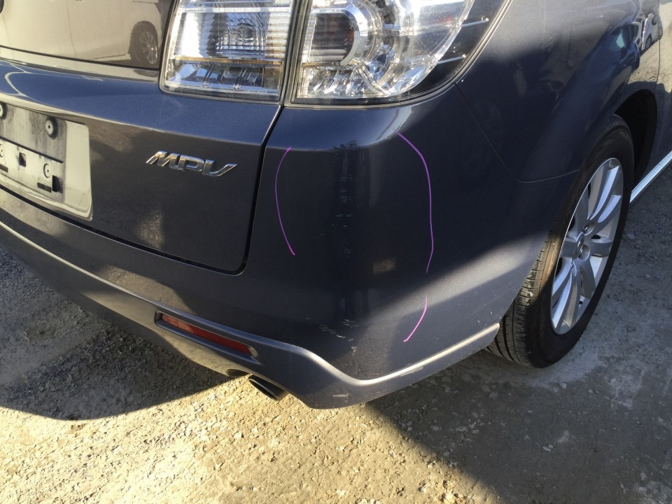MAZDA MPV   Ref:SP286339     17/19
