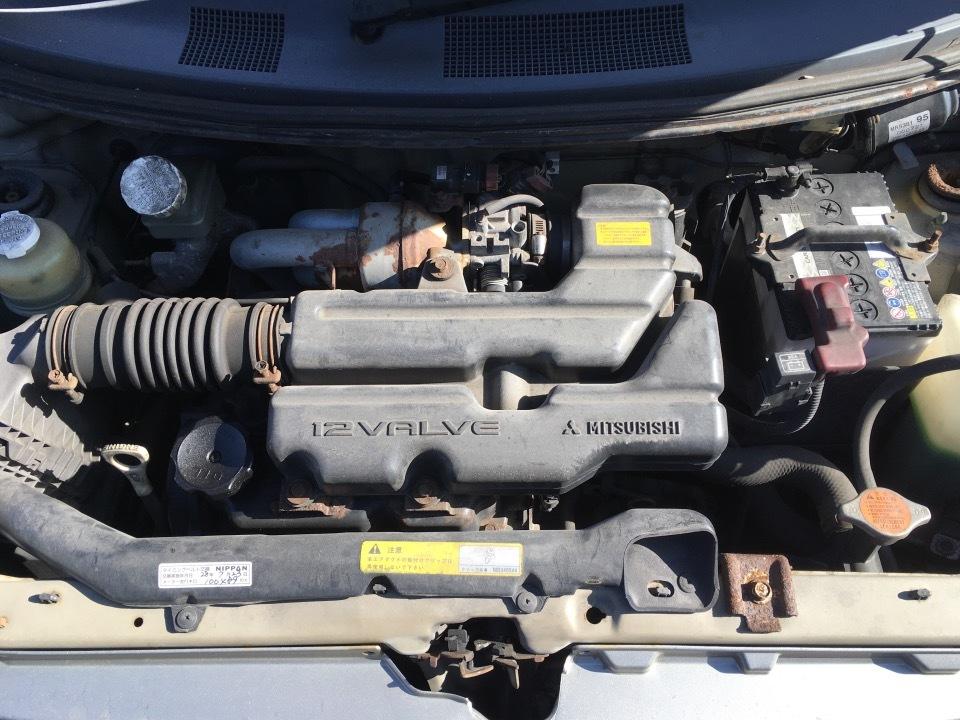エンジン&トランスミッション - ミニカ  Ref:SP286415_1     1/1