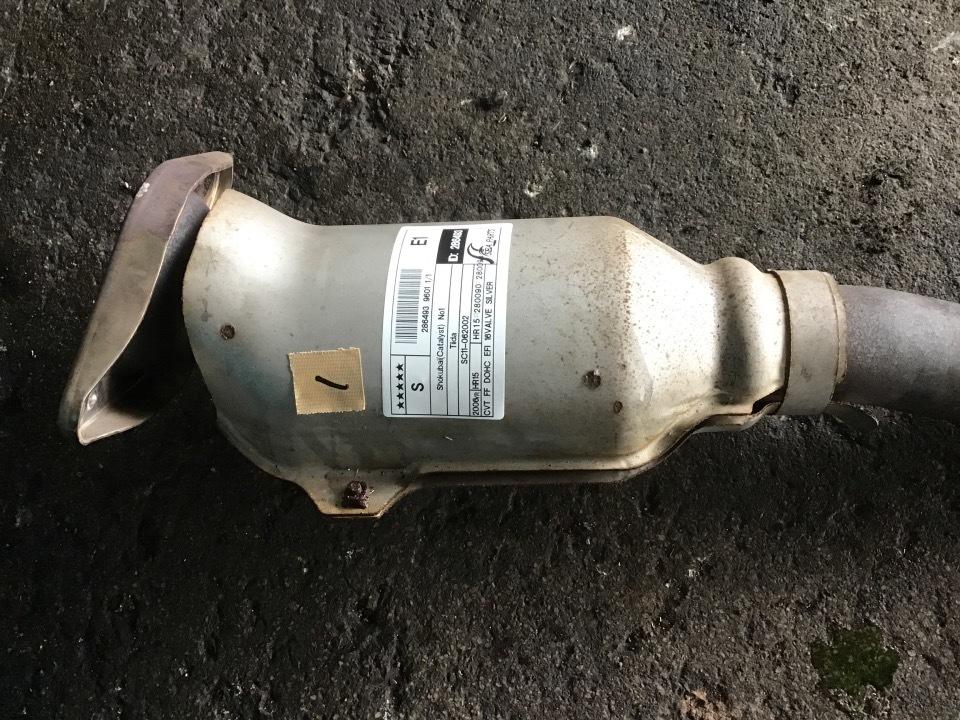 Shokubai(Catalyst) No1 - Tiida  Ref:SP286493_9601     2/5