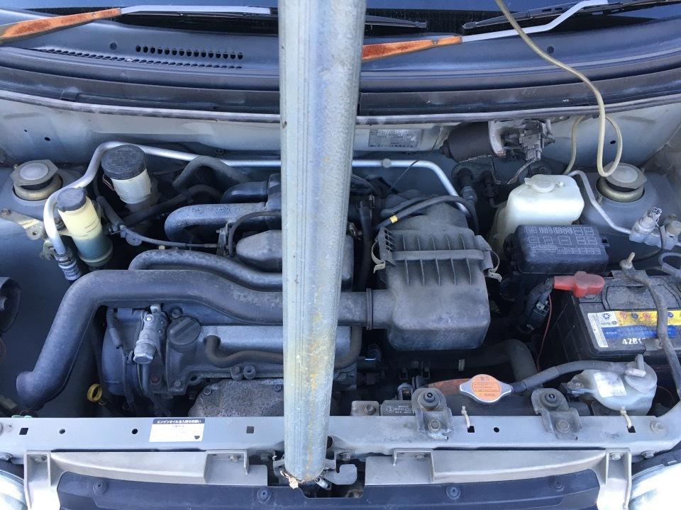 エンジン&トランスミッション - ムーヴ  Ref:SP286550_1     1/1