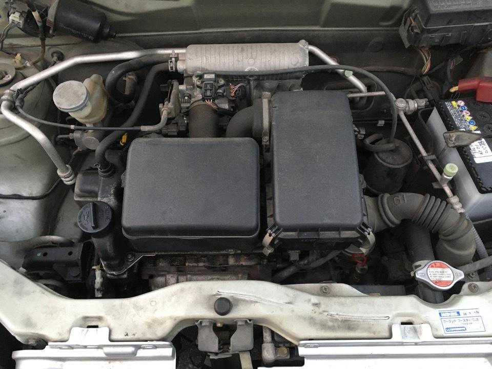 エンジン&トランスミッション - Kei  Ref:SP286652_1     1/1