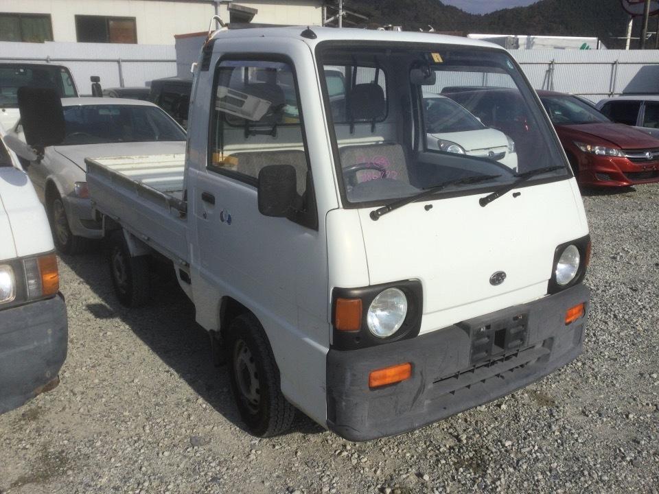 SUBARU Sambar Truck   Ref:SP286772     1/2