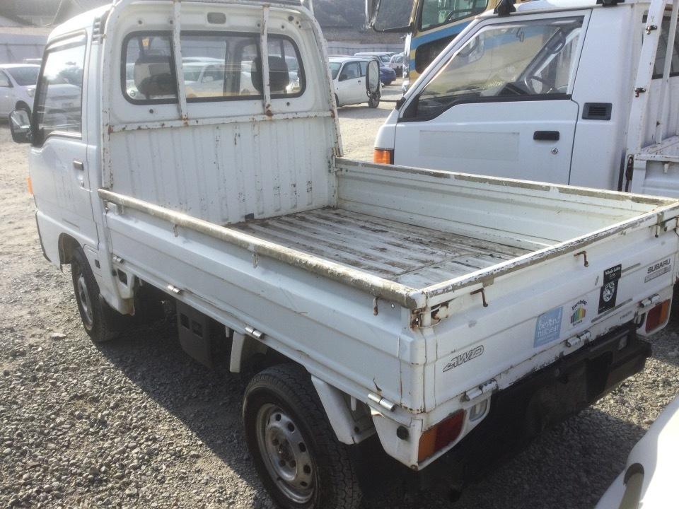 SUBARU Sambar Truck   Ref:SP286772     2/2