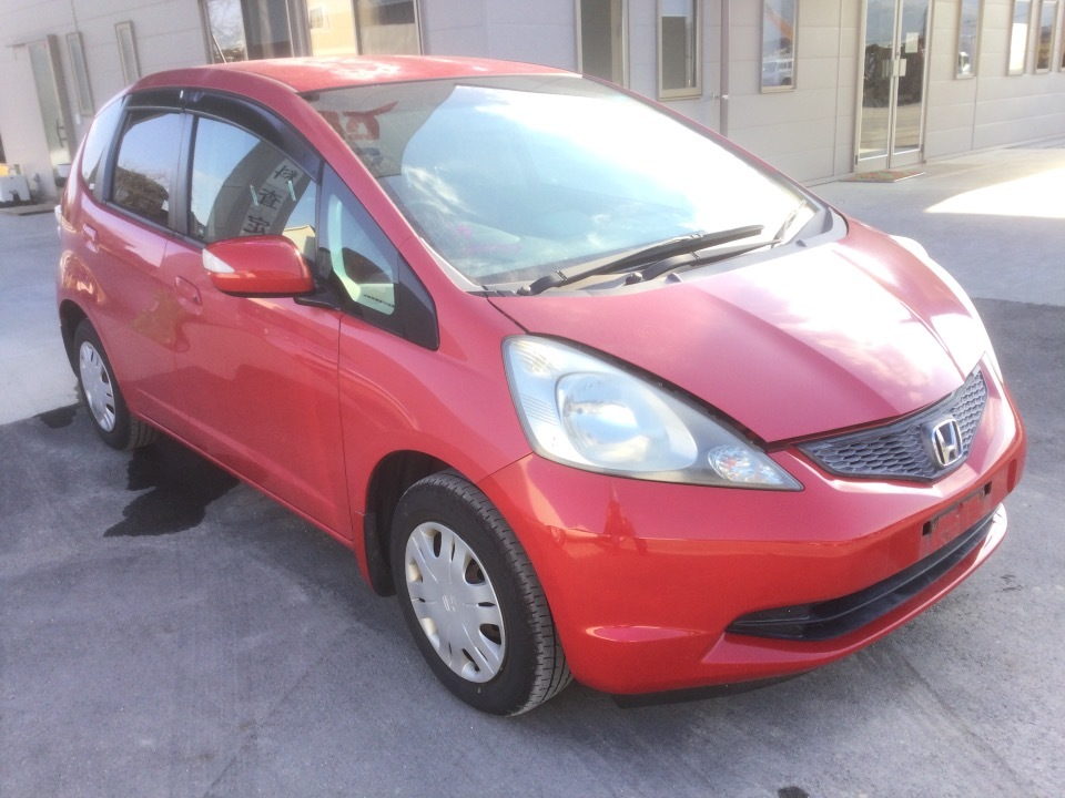HONDA Fit   Ref:SP286777     1/22