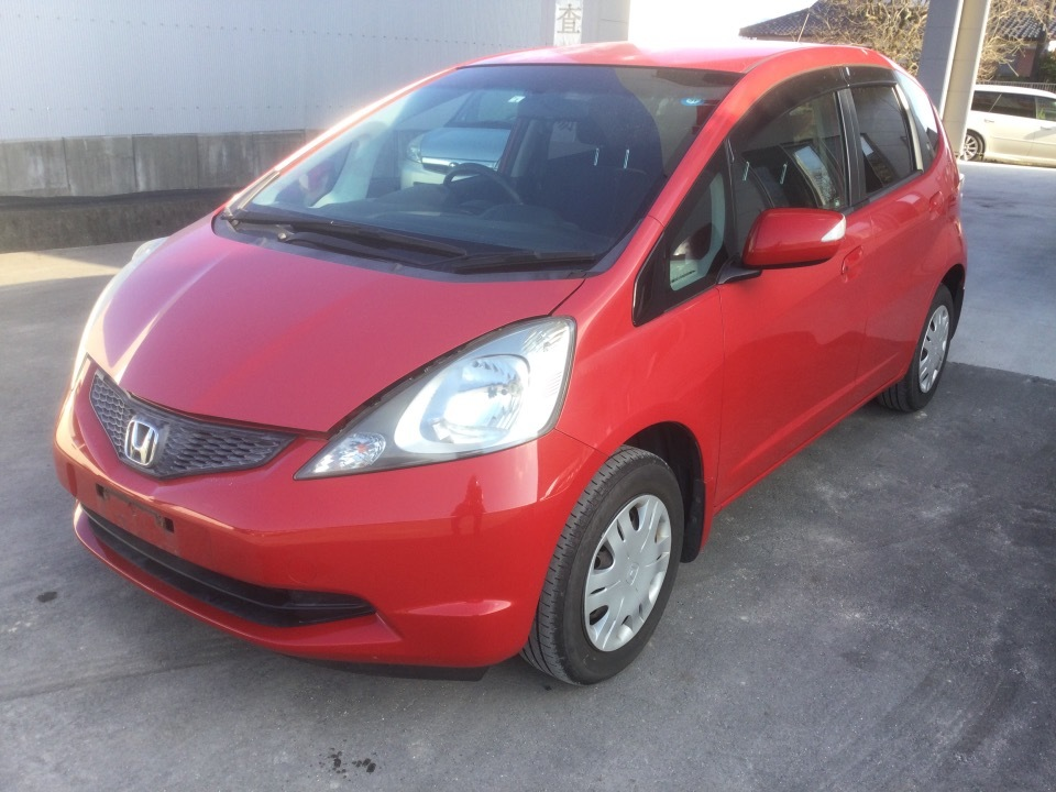 HONDA Fit   Ref:SP286777     2/22