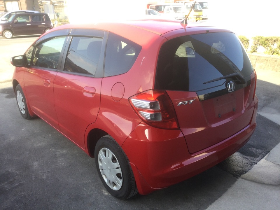 HONDA Fit   Ref:SP286777     3/22