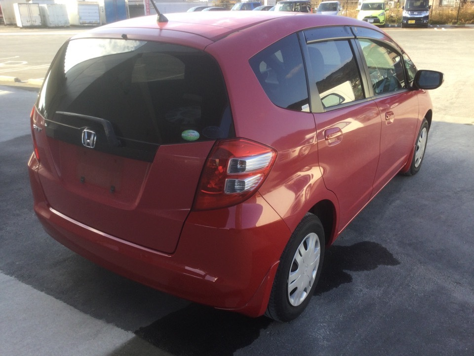 HONDA Fit   Ref:SP286777     4/22