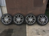 TIRE WITH ALUMI WHEEL - Special car others 0/8