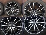 TIRE WITH ALUMI WHEEL - Special car others 2/8
