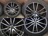 TIRE WITH ALUMI WHEEL - Special car others 3/8