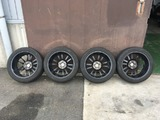 TIRE WITH ALUMI WHEEL - Special car others 5/8