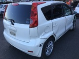 NISSAN Note  3/21